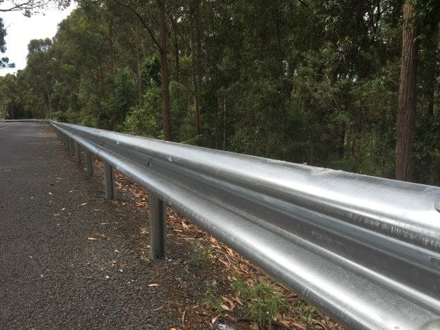 ramshield guardrail now queensland tmr approved