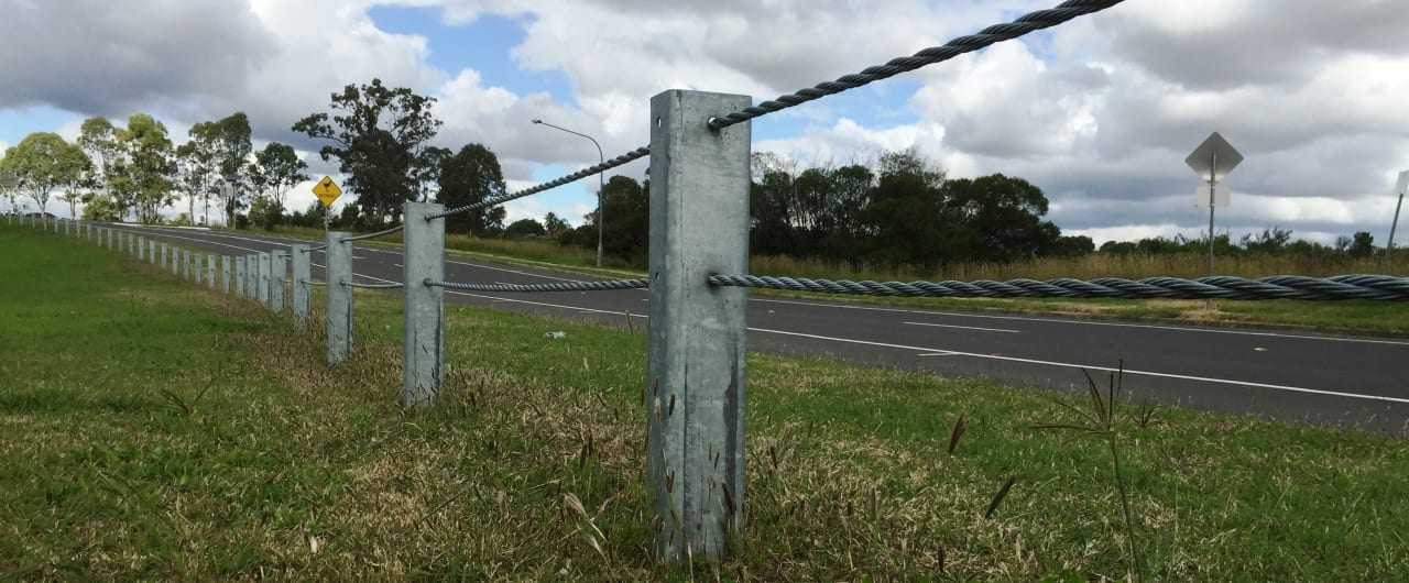 land boundary fencing