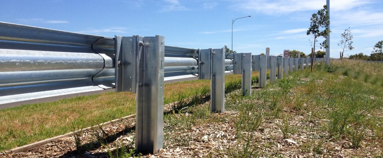 W-Beam Guardrails | Road Safety Barriers | Safe Direction