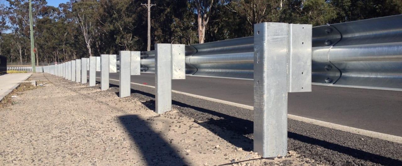 public domain w beam guardrail