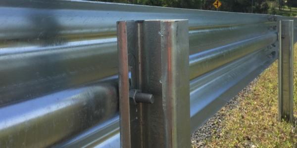 RAMSHIELD® Guardrail Safety Crash Barrier | Safe Direction