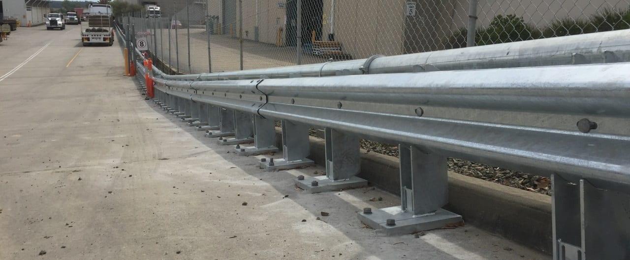 rhino stop 240 warehouse barriers