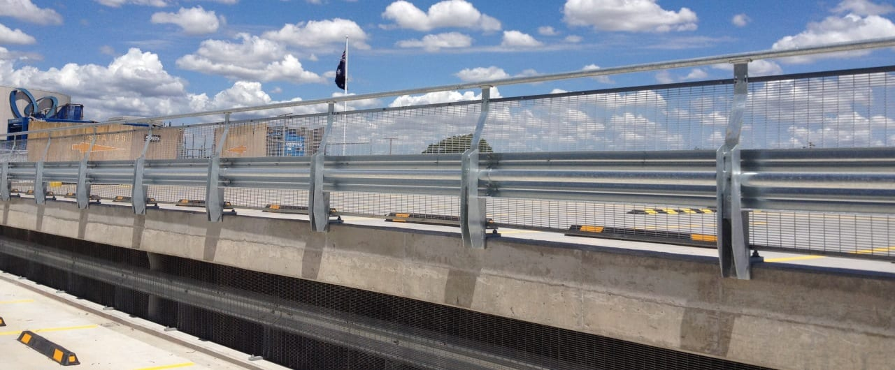 rhino stop sky edge perimeter edge safety barrier
