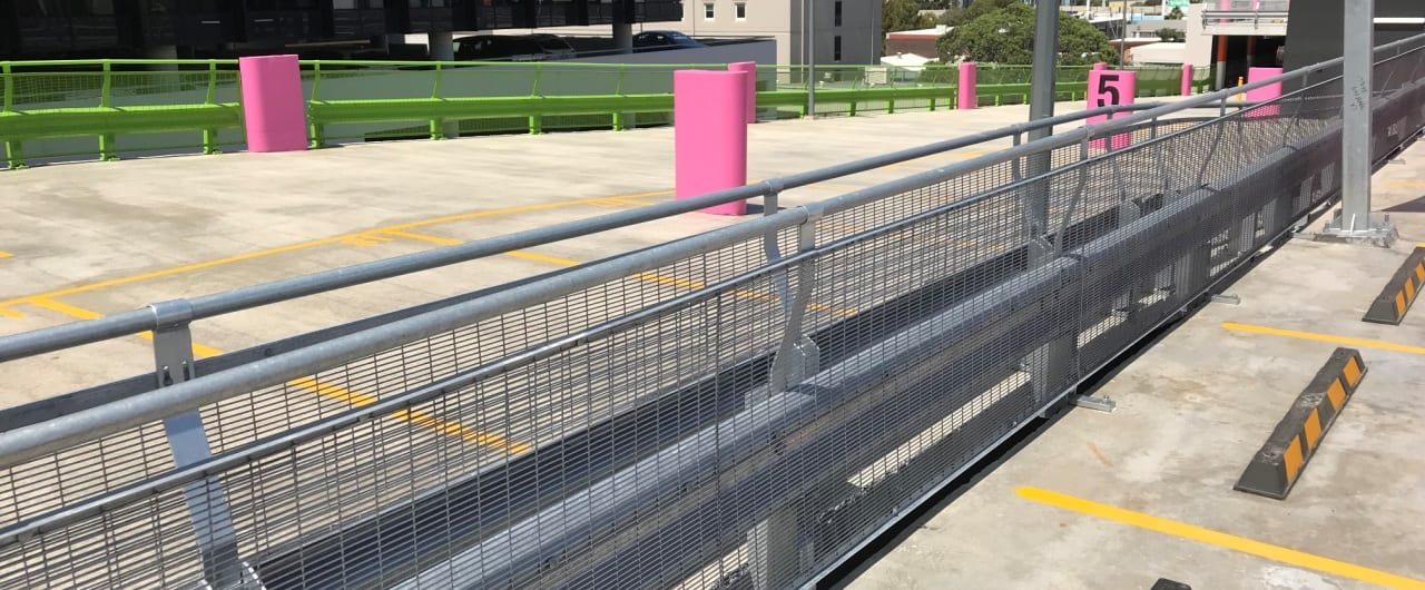 travelodge sydney airport split level protection with rhino stop