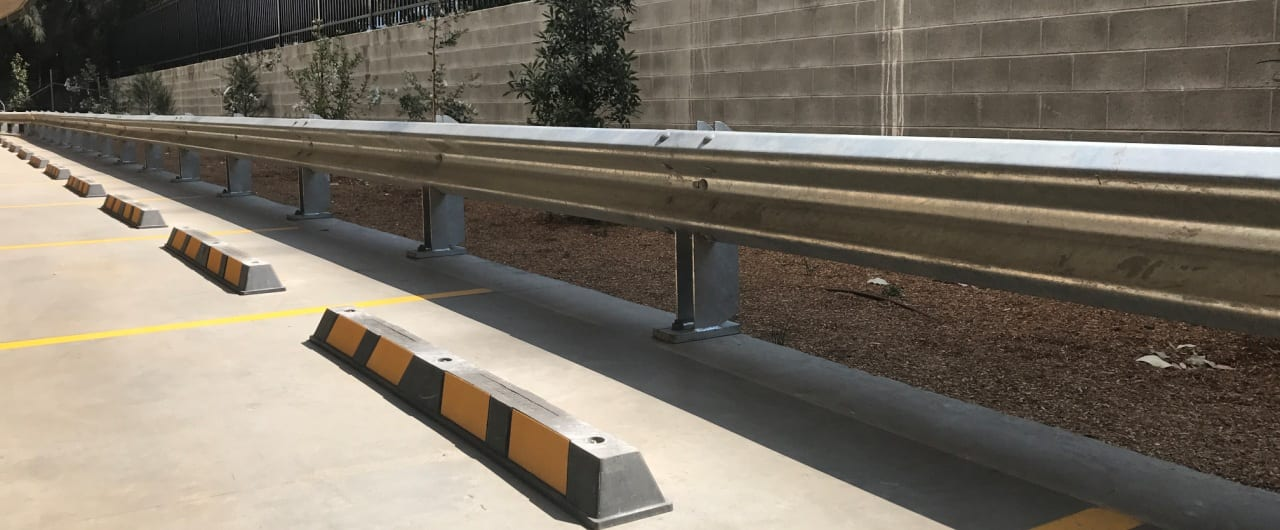 travelodge sydney airport 1st level safety barrier system with rhino stop