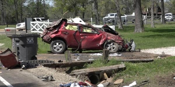 blunt end culvert end crash impact