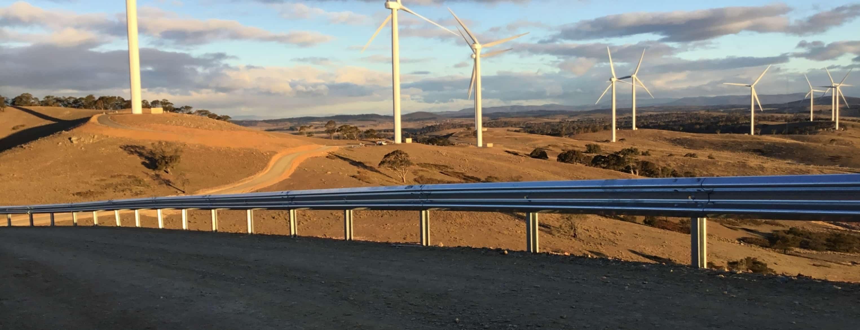 road barrier guardrail system