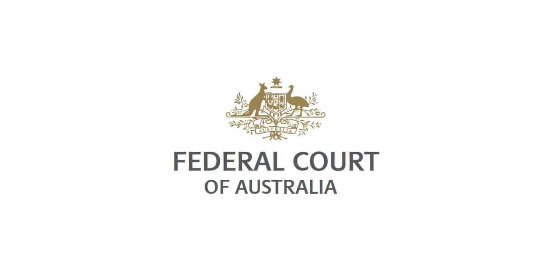 federal court of australia logo