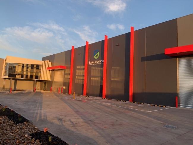 safe direction's melbourne facility