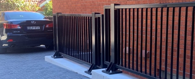 kirribilli car park barrier upgrade to rhino stop elite system