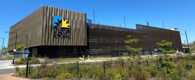 University of Sunshine Coast Car Park