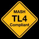 MASH TL4 Compliant Logo