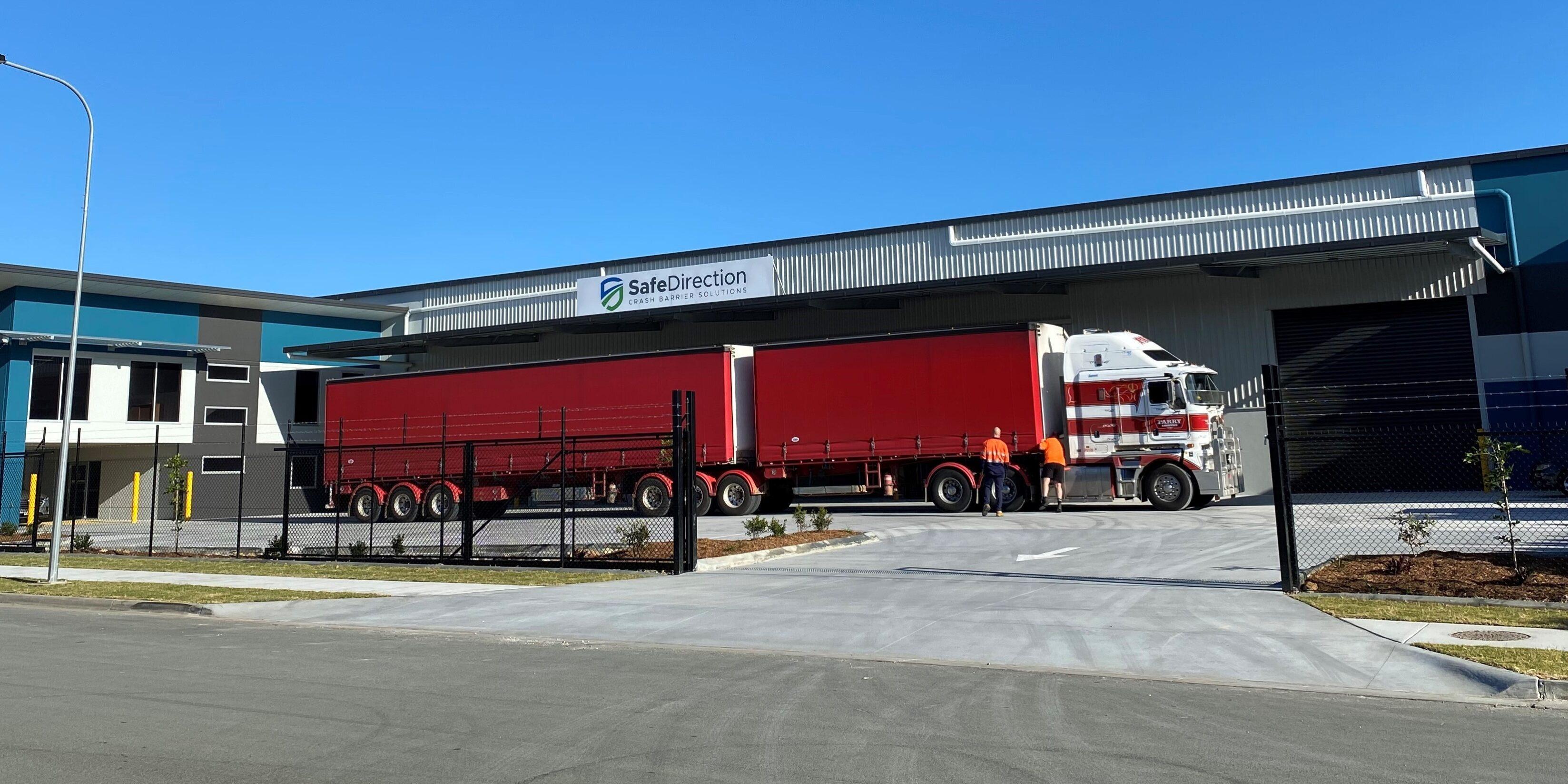 Safe Direction facility in Yatala, Brisbane, Queensland